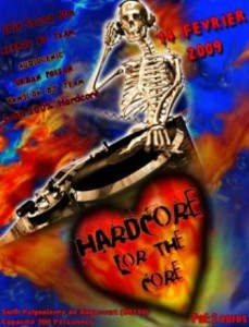 Hardcore For the Core
